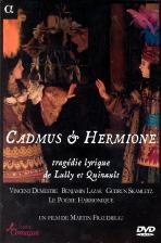 CADMUS & HERMIONE/ VINCENT DUMESTRE [륄리: 카드뮈와 헤르미온느]