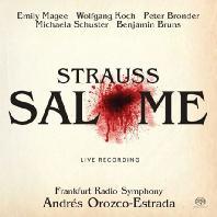 SALOME/ ANDRES OROZCO-ESTRADA [SACD HYBRID] [슈트라우스: 살로메 - 에스트라다]