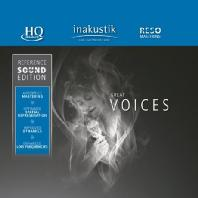 GREAT VOICES [REFERENCE SOUND EDITION] [HQCD]
