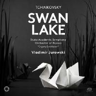 SWAN LAKE/ VLADIMIR JUROWSKI [SACD HYBRID] [차이코프스키: 발레 음악 <백조의 호수>| 블라디미르 유로프스키]
