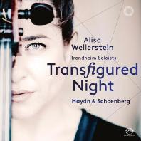 TRANSFIGURED NIGHT/ ALISA WEILERSTEIN [SACD HYBRID] [하이든: 첼로 협주곡 1, 2번 & 쇤베르크: 정화된 밤 - 알리사 웨일러스타인]