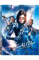 알리타: 배틀 엔젤 4K UHD+3D+2D [렌티큘러 오링스틸북 한정판] [ALITA: BATTLE ANGEL]