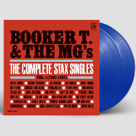 THE COMPLETE STAX SINGLES VOL.1 [1962-1967] [BLUE LP] [한정반]