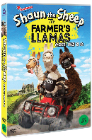 숀더쉽: 어린 양 숀 [SHAUN THE SHEEP: THE FARMER`S LLAMAS]