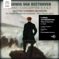 PIANO CONCERTOS 3, 4 & 5/ ARTUR PIZARRO, CHARLES MACKERRAS [ECHO] [베토벤: 피아노 협주곡 - 피자로, 맥케라스]