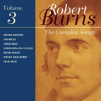 ROBERT BURNS: THE COMPLETE SONGS VOL.3 [로버트 번즈 민요 전집 3권]