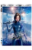 알리타: 배틀 엔젤 4K UHD+3D+2D [슬립케이스 한정판] [ALITA: BATTLE ANGEL]