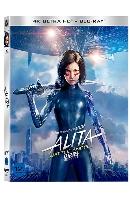알리타: 배틀 엔젤 4K UHD+BD [슬립케이스 한정판] [ALITA: BATTLE ANGEL]