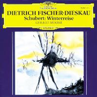 WINTERREISE/ DIETRICH FISCHER-DIESKAU, GERALD MOORE