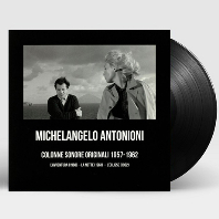 MICHELANGELO ANTONIONI: COLONNE SONORE ORIGINALI 1957-1962 [LP]
