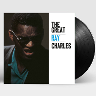 THE GREAT RAY CHARLES [LP]
