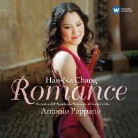 장한나(HAN-NA CHANG) - ROMANCE/ ANTONIO PAPPANO [로망스: 첼로와 오케스트라를 위한 작품집]