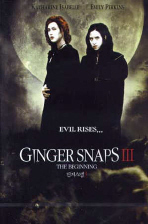 GINGER SNAPS III: THE BEGINNING [진저스냅 3] [1disc]