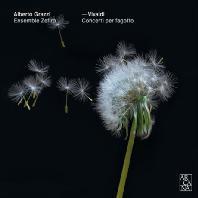 ANTONIO VIVALDI - CONCERTI PER FAGOTTO/ ENSEMBLE ZEFIRO/ ALBERTO GRAZZI [비발디: 바순 협주곡집]