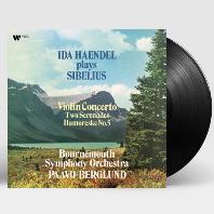 VIOLIN CONCERTO, SERENADES/ IDA HAENDEL, PAAVO BERGLUND [시벨리우스: 바이올린 협주곡 - 이다 헨델] [180G LP]