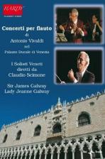 CONCERTI PER FLAUTO/ JAMES GALWAY, CLAUDIO SCIMONE [비발디 플룻협주곡]