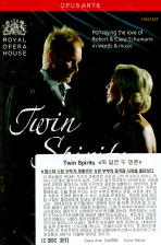 TWIN SPIRITS: <!HS>SCHUMANN<!HE> IN WORDS & MUSIC [슈만부부의 음악과 사랑]