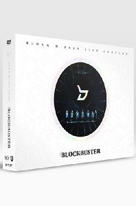 BLOCKBUSTER: 2016 LIVE CONCERT [2DVD+포토북]