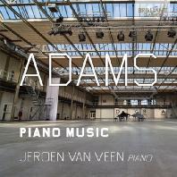 PIANO MUSIC/ JEROEN VAN VEEN [존 애덤스: 피아노 작품집 - 예로엔 반 빈]