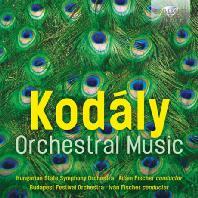 ORCHESTRAL MUSIC/ ADAM FISCHER, IVAN FISCHER [코다이: 관현악 작품집 - 아담 & 이반 피셔]