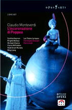 L`INCORONAZIONE DI POPPEA/ PIERRE AUDI [포페아의 대관]