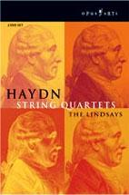 STRING QUARTETS/ THE LINDSAYS