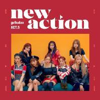 GUGUDAN(구구단) - ACT.5 NEW ACTION [미니 3집]