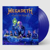 RUST IN PEACE [LIMITED] [180G TRANSLUCENT BLUE LP]