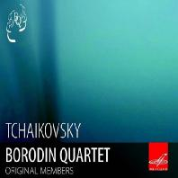 STRING QUARTETS/ BORODIN QUARTET