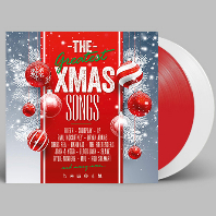 THE GREATEST X-MAS SONGS [WHITE & RED] [180G LP]