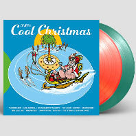 A VERY COOL CHRISTMAS [CLEAR GREEN & CLEAR RED] [180G LP]