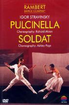 PULCINELLA/ SOLDAT/ RAMBERT DANCE COMPANY [스트라반스키 발레 풀치넬라]