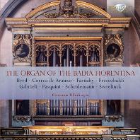 THE ORGAN OF THE BADIA FLORENTINA/ GIOVANNA RIBOLI [바디아 피오렌티나 오르간 - 지오반나 리볼리]