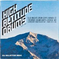 HIGH ALTITUDE DRUM [SACD HYBRID]