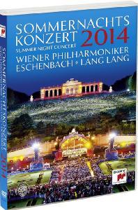 2014 SUMMER NIGHT CONCERT/ <!HS>CHRISTOPH<!HE> ESCHENBACH, LANG LANG [2014 빈 필하모닉 여름밤 콘서트 - 랑랑, 에센바흐]