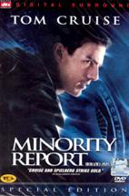 마이너리티 리포트 S.E [MINORITY REPORT S.E] [14년 2월 폭스 로보캅 개봉기념 프로모션]