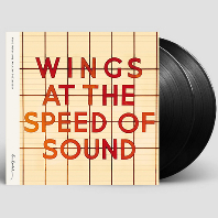 WINGS AT THE SPEED OF SOUND [THE PAUL MCCARTNEY COLLECTION] [180G LP]