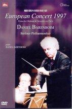 EUROPEAN CONCERT 1997/ <!HS>DANIEL<!HE> BARENBOIM (베를린 필하모닉 유로피안 콘서트 1997)