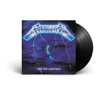 RIDE THE LIGHTNING [REMASTERED 2016] [180G LP]