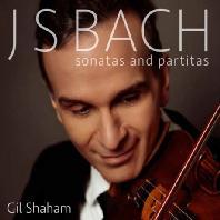 BACH: SONATAS AND PARTITAS [길 샤함: 바흐 바이올린을 위한 소나타와 파르티타]