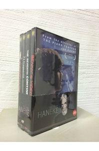 미카엘 하네케 콜렉션 [MICHAEL HANEKE COLLECTION] [13년 11월 와이드미디어 균일가 프로모션] / (미개봉) 4disc/아웃박스 포함 초회판