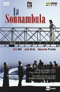 LA SONNAMBULA/ DANIEL OREN [벨리니: 몽유병의 여인]