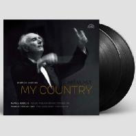 MY COUNTRY [스메타나: 나의 조국] [LP]