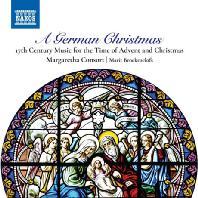 A GERMAN CHRISTMAS/ MARGARETHA CONSORT [17세기 독일의 크리스마스 시즌 음악 - 마그나레타 콘소트]