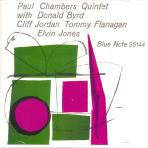PAUL CHAMBERS QUINTET [RVG EDITION]
