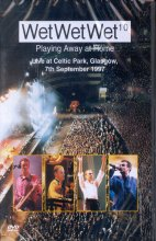 PALYIN AWAY AT HOME: LIVE AT CELTIC PARK, GLASGOW, 7TH SEPTEMBER 1997