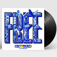 FREE: FT. MC SPANK ROCK [LP]