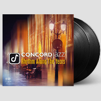 CONCORD JAZZ: RHYTHM ALONG THE YEARS [180G 45RPM LP] [한정반]