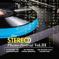 DAS STEREO PHONO FESTIVAL VOL.3 [SACD HYBRID+ DVD]