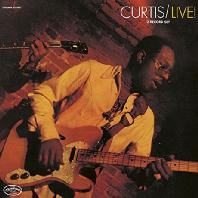 CURTIS: LIVE! [WARNER ATLANTIC R&B BEST COLLECTION 1000]
